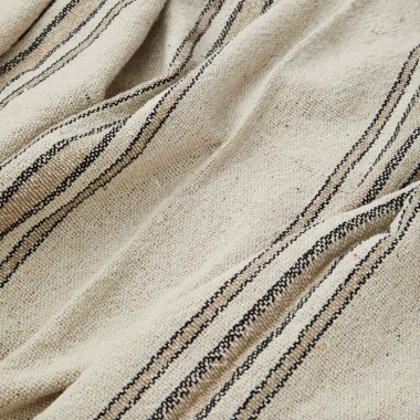 Plaid algodón reciclado 125x175cm