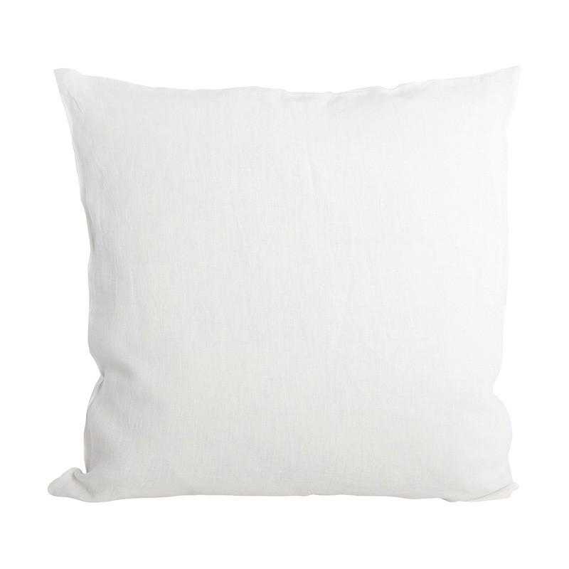 Funda cojín Lino, white