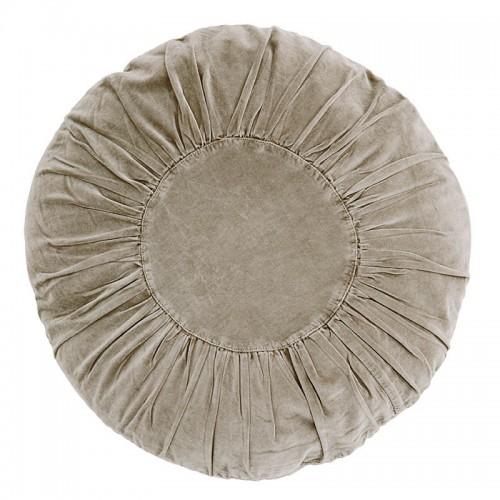 Cojín Velvet, gris