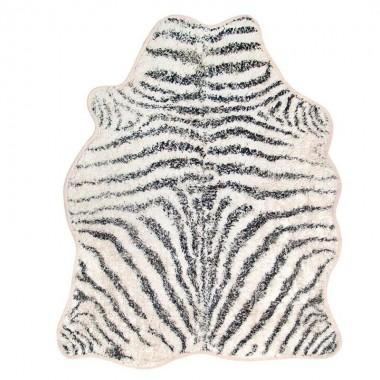Alfombra para baño Zebra