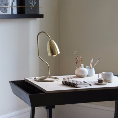 Lámpara sobremesa Brass Style
