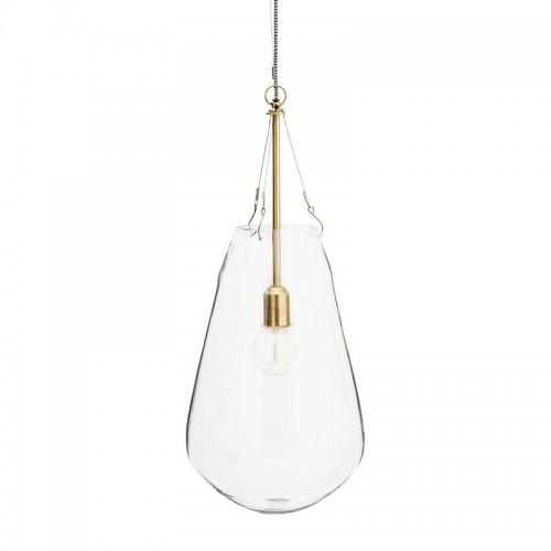 Lámpara de techo Dione L, bronce