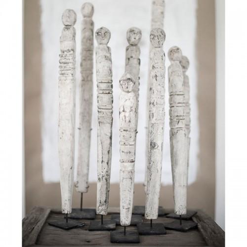 Escultura Talismán Warrior L