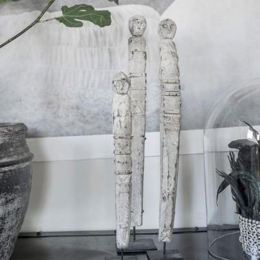 Escultura Talismán Warrior M
