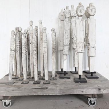 Escultura Talismán Warrior XL