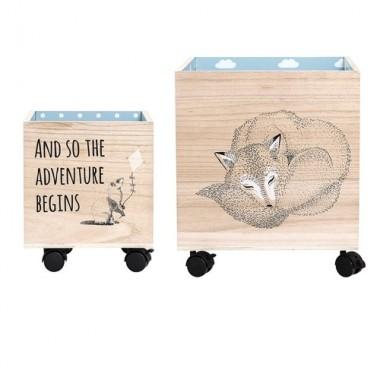 Set cajas Box
