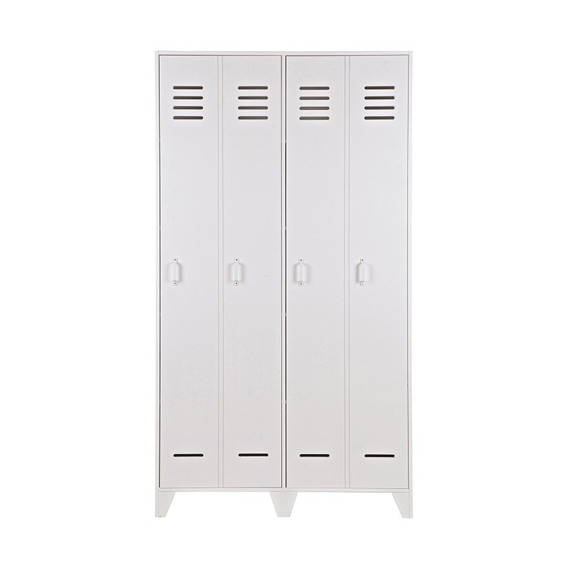 Mueble bajo New Locker, blanco