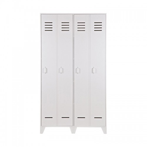 Armario New Locker 2P, blanco