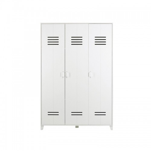 Armario New Locker 3P, blanco