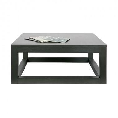 Mesa auxiliar Cube L, negro