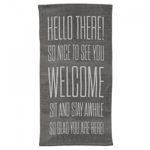 Alfombra Welcome 60x120cm
