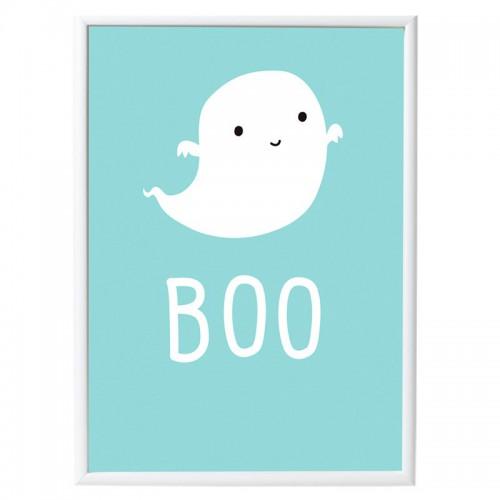 Póster Boo