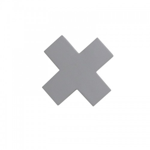 Perchero X grande, gris