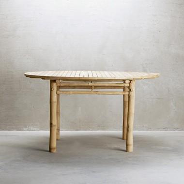 Mesa comedor Fez, bambú