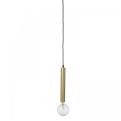 Lámpara Line, bronce