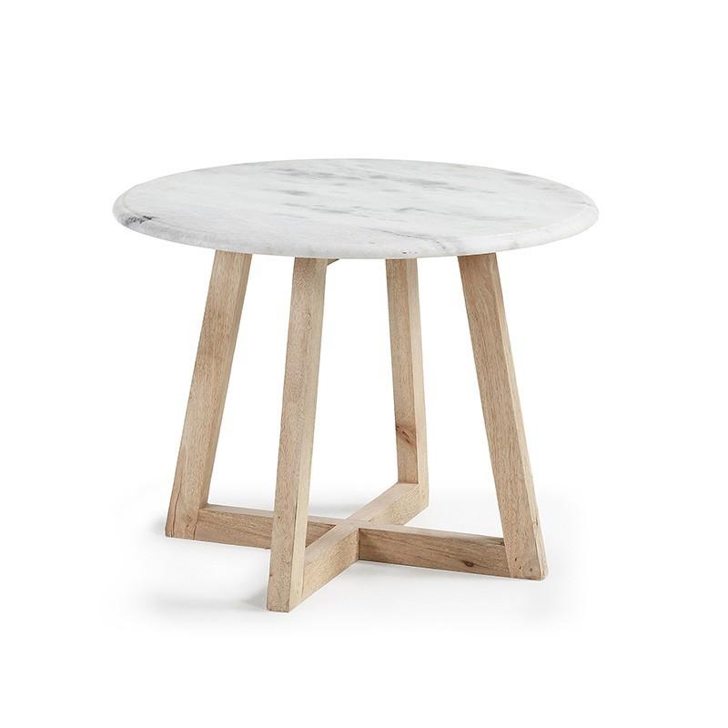Mesa Marble, blanco S