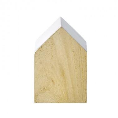 Figura casa, wood