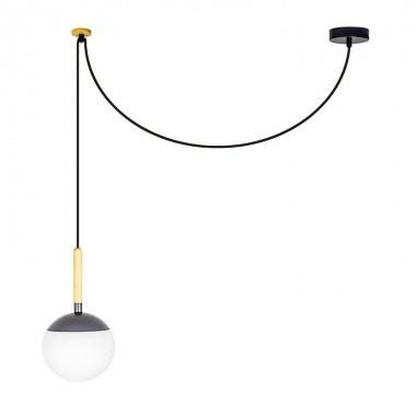 Lámpara Minos, gris