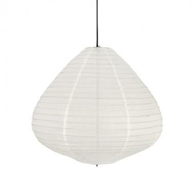 Lámpara de techo Siros blanco, M