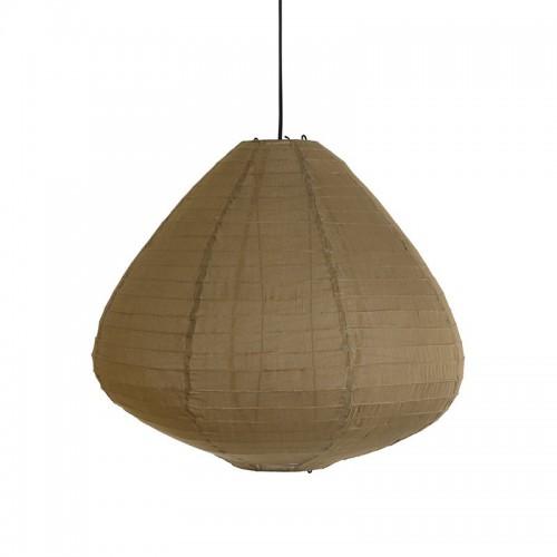 Lámpara de techo Siros marrón, M