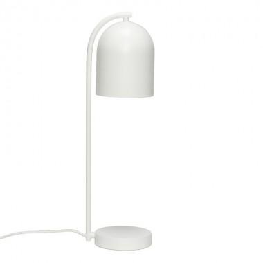 Lámpara Bonnie, blanco