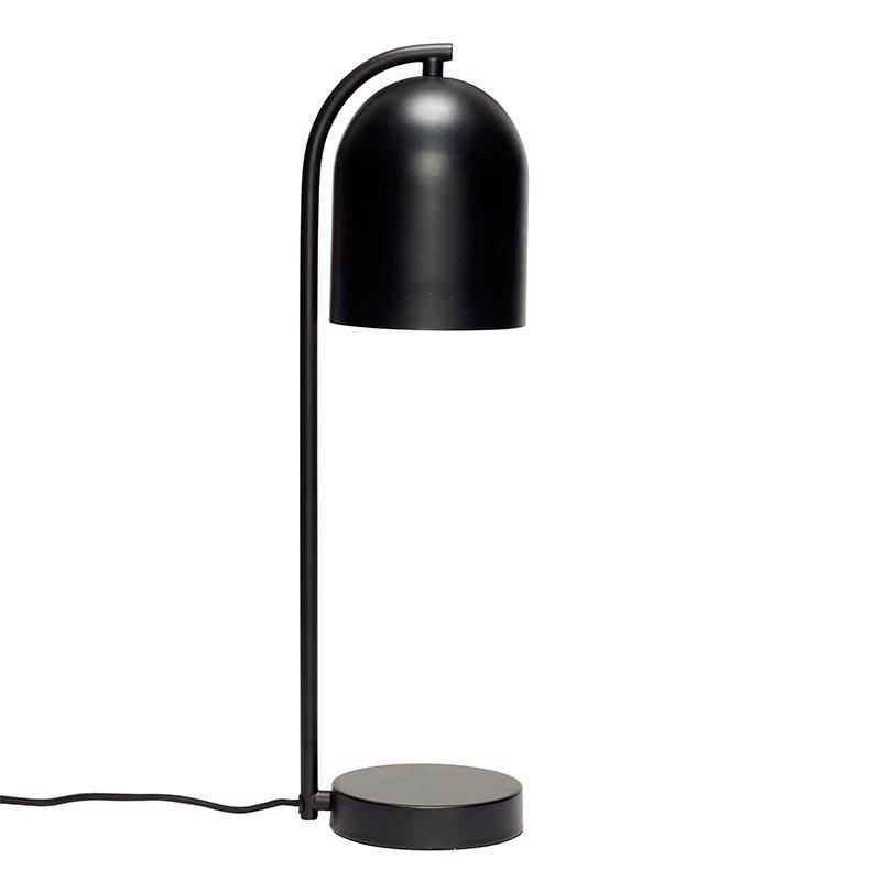 Lámpara Bonnie, negro