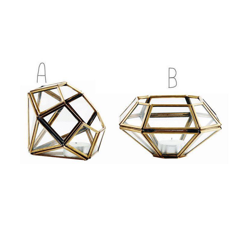 Candelabro Diamond