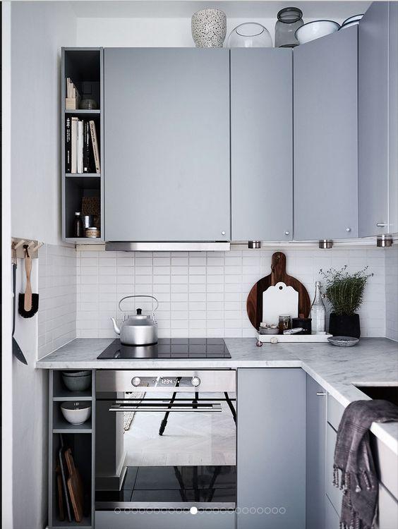Consejos para sobrevivir a una cocina pequeña