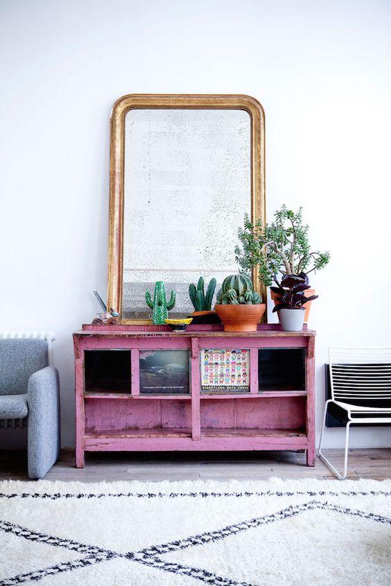 Decoracion De Muebles Pintados.Consejos Para Decorar Con Muebles De Colores