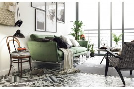 Ideas para decorar con verde tu hogar